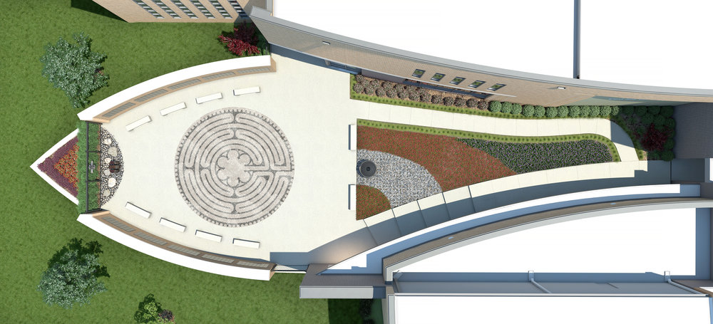 Arborlawn Columbarium - Plan View.jpg