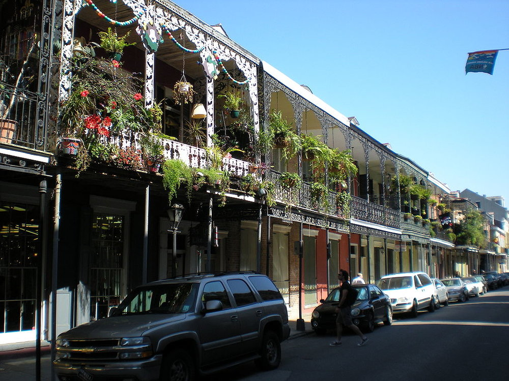 hospitality of new orleans top ten new orleans walking tours