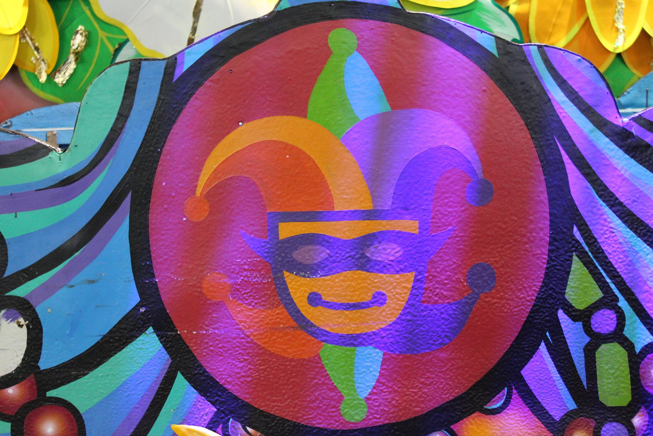 Inside Blaine Kerns Mardi Gras World