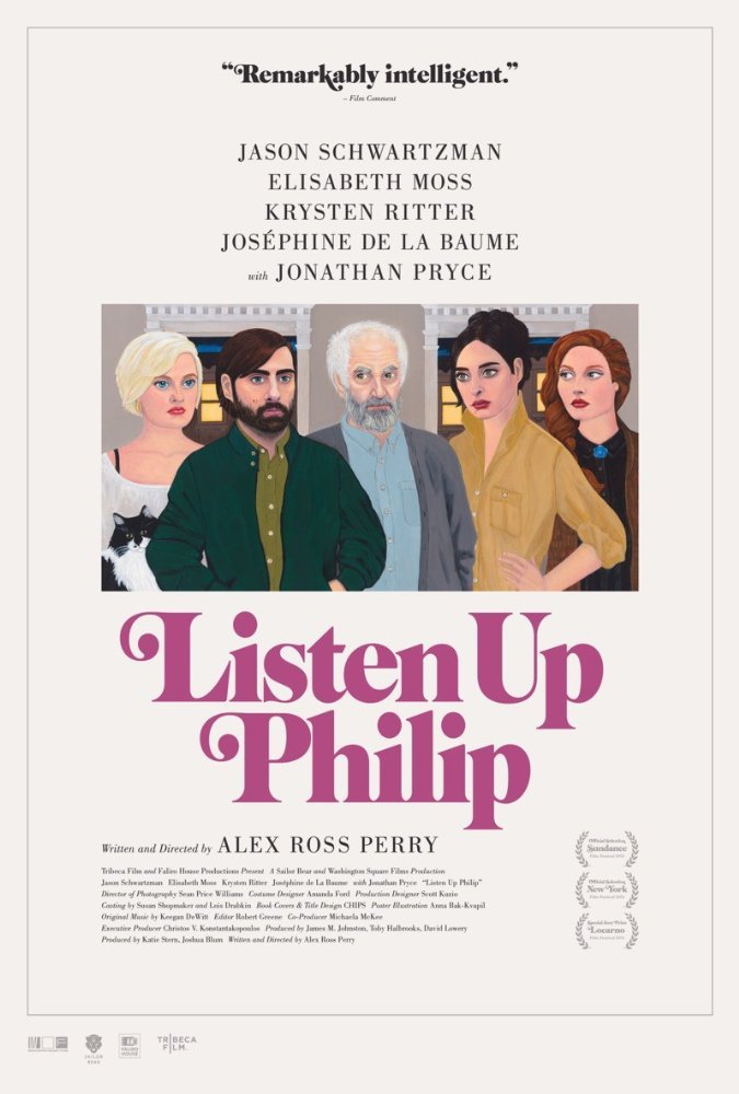 Listen Up Philip, 2014