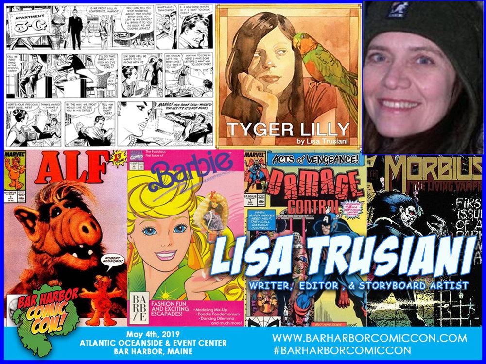 Lisa Trusiani