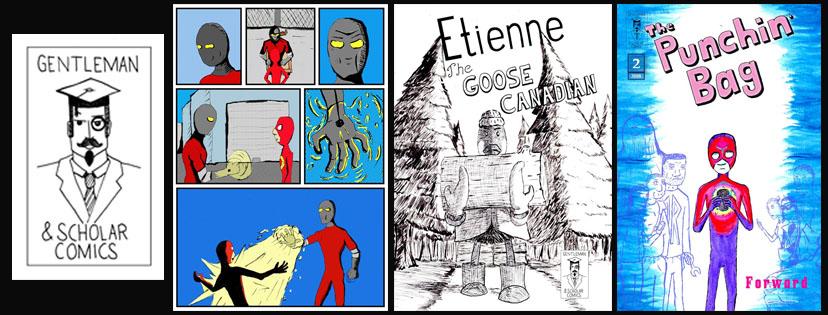 Gentleman & Scholar Comics