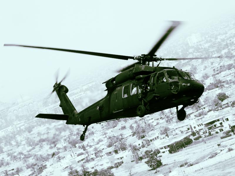 AH-60 Blackhawk