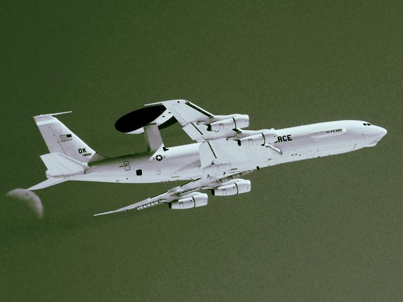 "E-3 Sentry ""AWACS"""