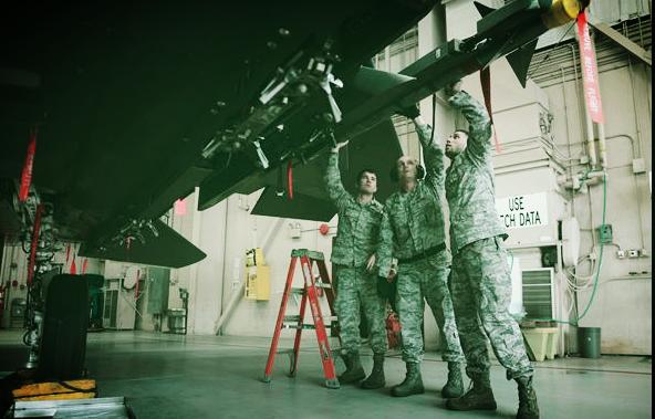 F-15E Load Crew Demo