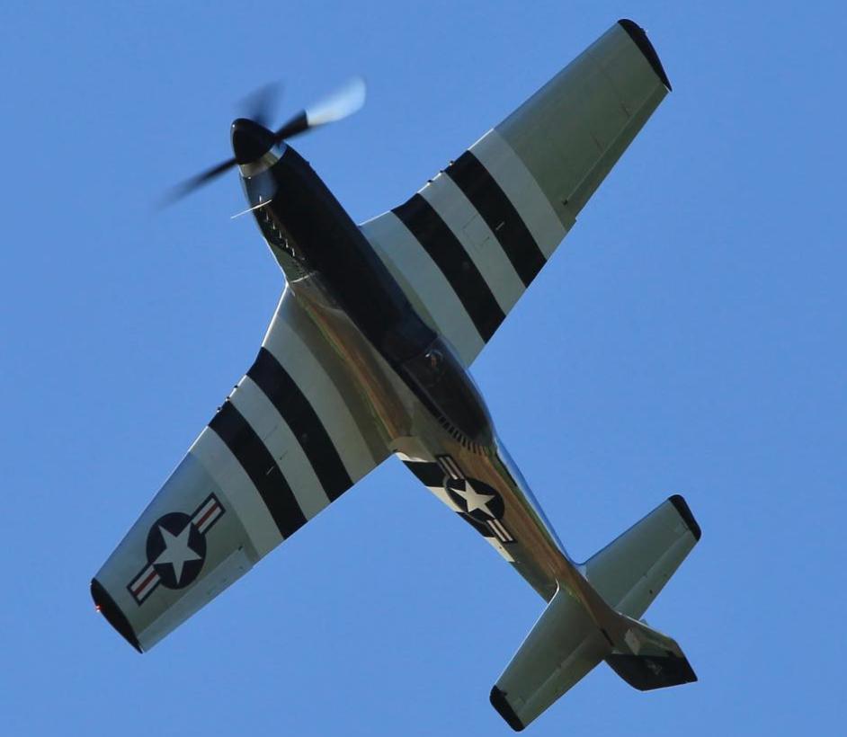 Quicksilver P-51D