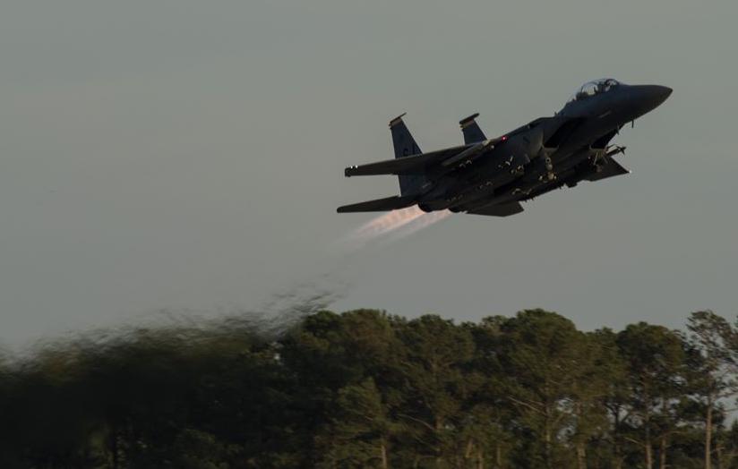 4FW F-15E Strike Eagle