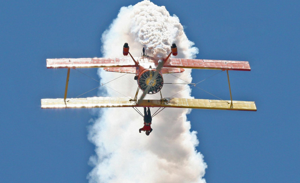 Gene Soucy Airshows