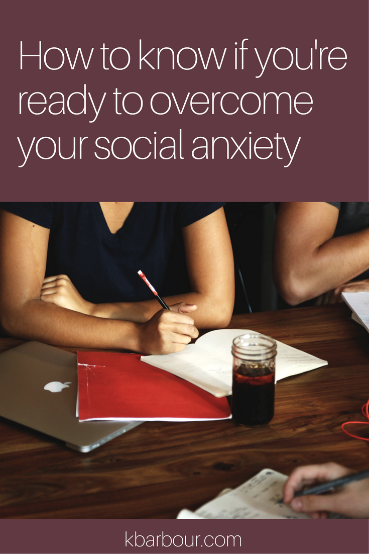 How to Overcome Your Social Anxiety