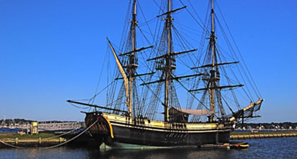 FRIENDSHIP of Salem, Massachusetts