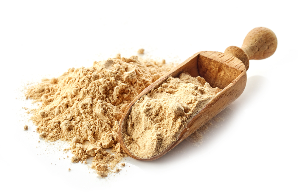 Maca is rich in vitamin B vitamins, C, and E. It provides plenty of calcium, zinc, iron, magnesium, phosphorous and amino acids. It's boosts libido and endurance. Find it in our Performance Blend.