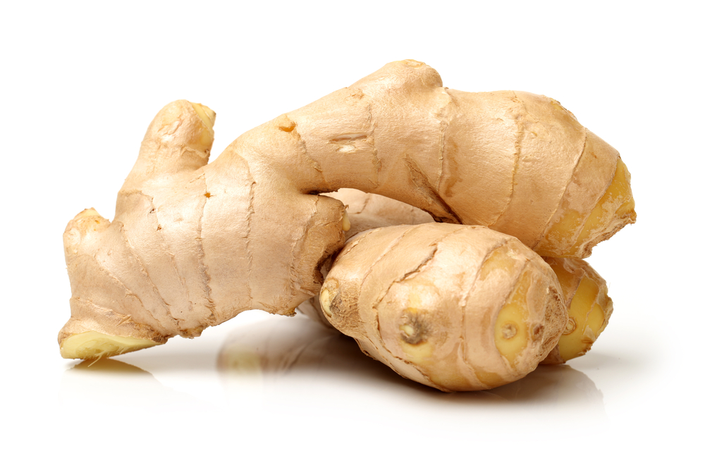 Ginger has a long history of use for relieving digestive problems such as nausea, loss of appetite, motion sickness and pain. It also relieves symptoms of colds and flu. Find it in our Chai Blend & Healing Blend.