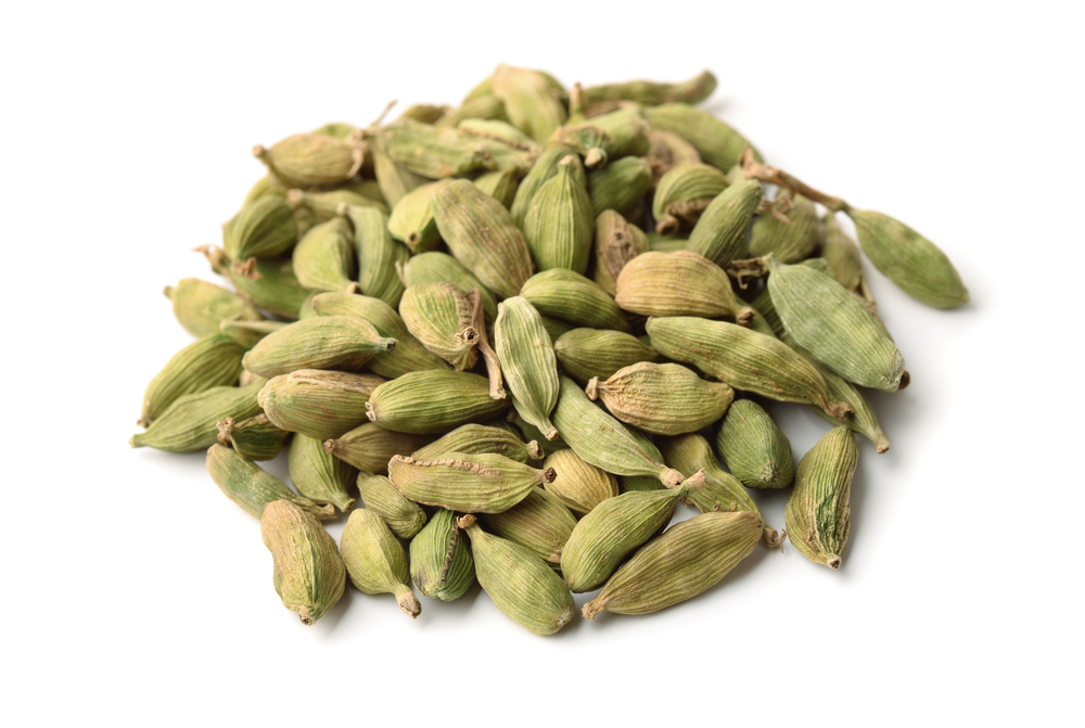 Cardamom can be used to combat nausea, acidity, bloating, gas, heartburn, loss of appetite, constipation, and much more. This spice helps the body eliminate waste through the kidneys. Find it in our Chai Blend.