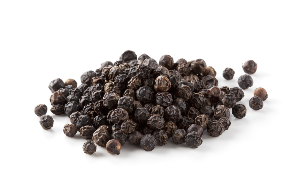 Black Pepper is a rich source of manganese, iron, potassium, vitamin-C, vitamin K, and dietary fiber. Black pepper is also a very good anti-inflammatory agent. Find it in our Chai Blend.