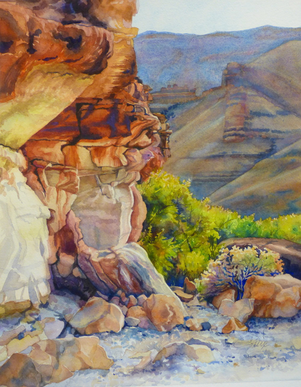 Nine Mile Canyon (SOLD)