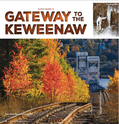 Gateway To The Keweenaw    ExperienceMichigan