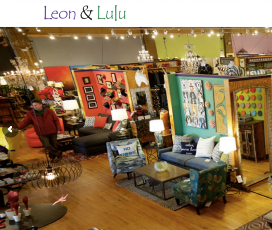 April 29, 11-5  Leon and Lulu: 96 w. 14 Mile Clawson, MI 48017 Books and Authors Day   https://www.leonandlulu.com/