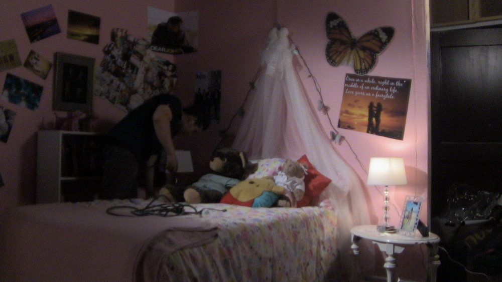 STACY'S BEDROOM