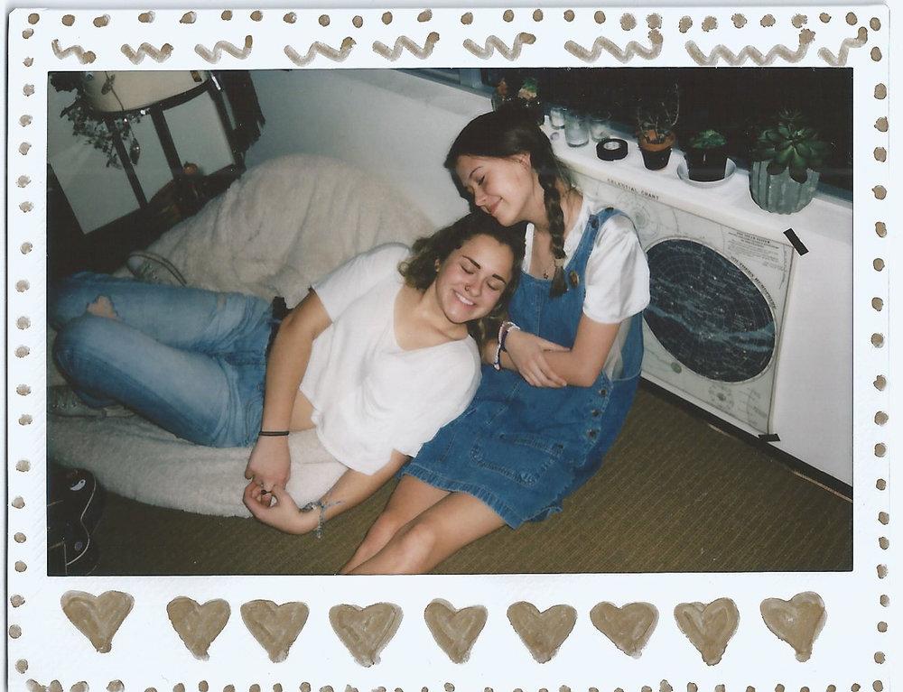 Grace + Charlotte 3.8.17