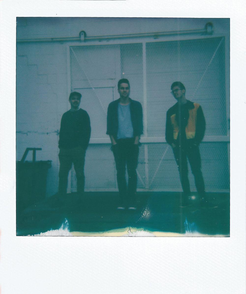 John Pierce + Sam Westhoff + Hugh Westhoff 3.11.17