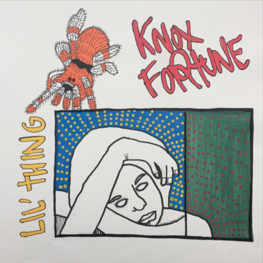 "Knox Fortune: New Single ""Lil Thing"""