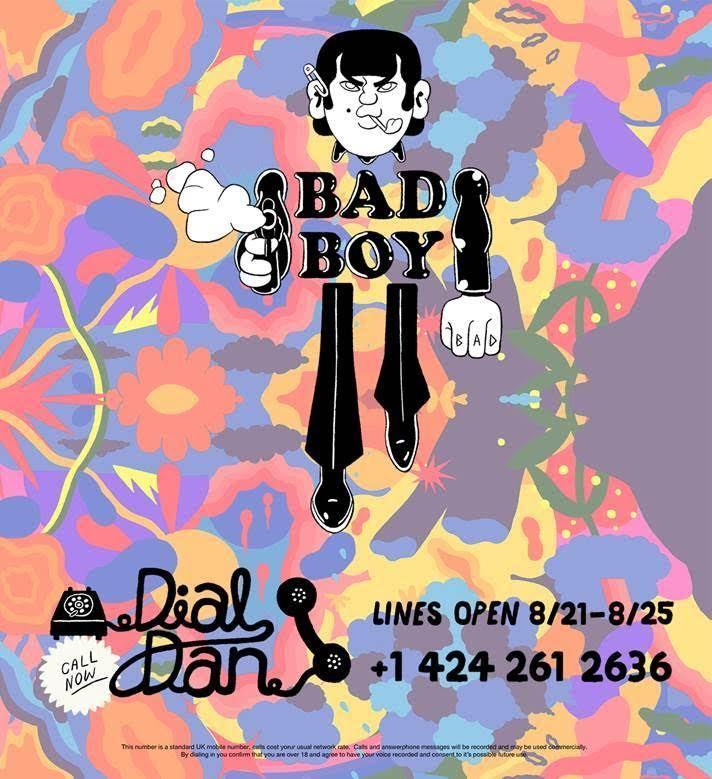 "Dan Croll: ""Dial Dan"""