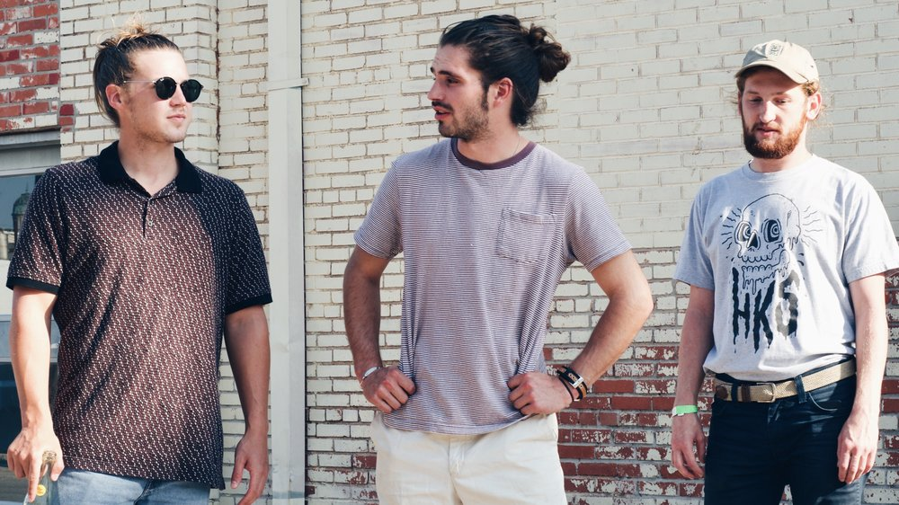 Brandon [bass], Grayson [vocals/piano], Walt [guitar] Not pictured: Wes [drums]| photos by Adam Davis