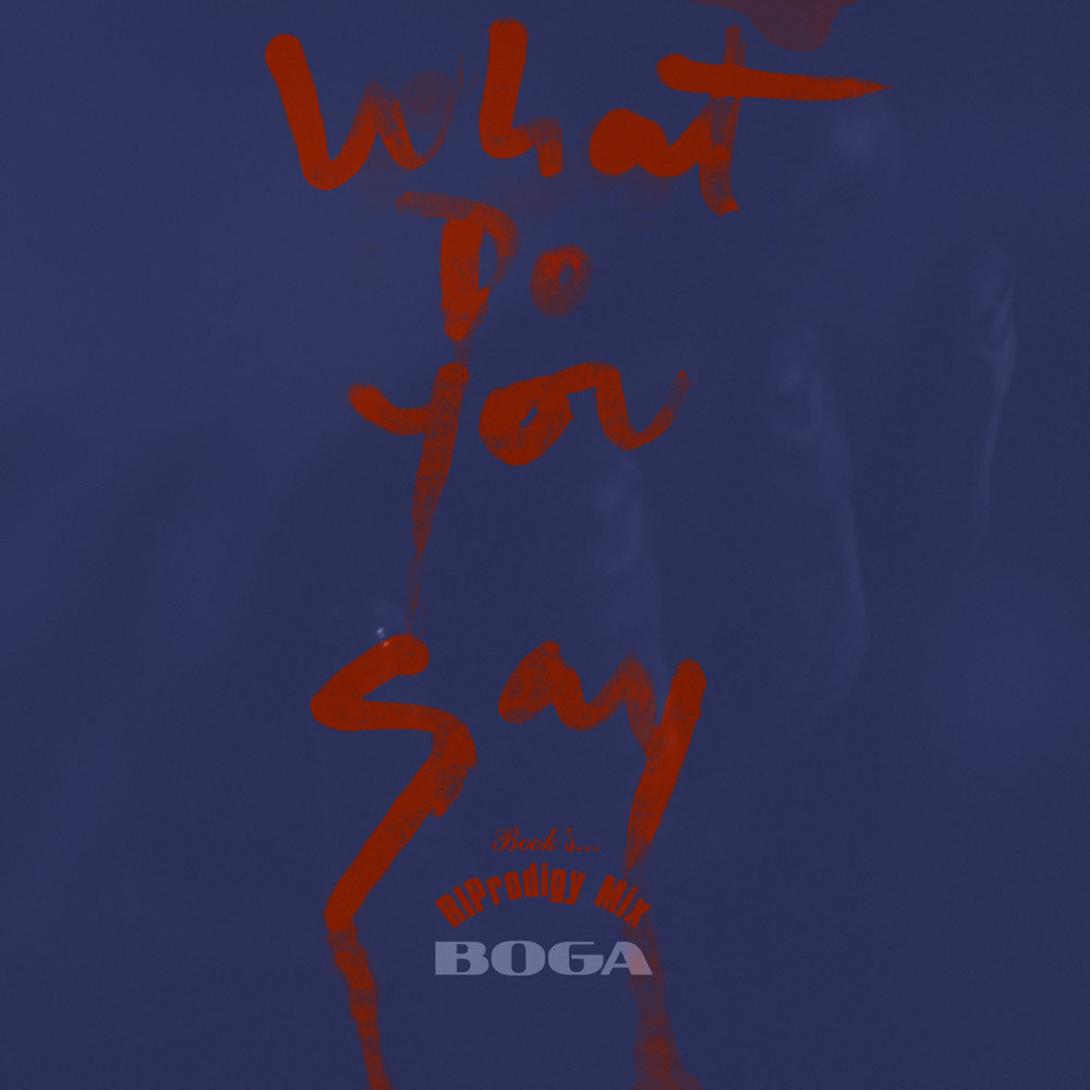 "BOGA: ""What Do You Say"" Remix"