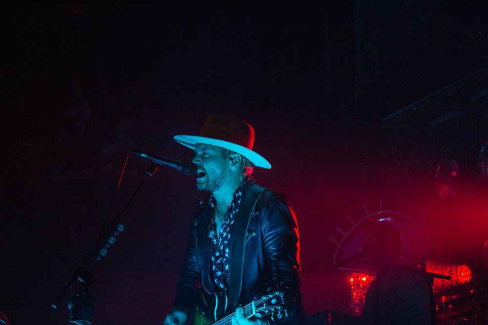 NEEDTOBREATHE - with Billy Raffoul 10.4.17 // The Norva // Norfolk, VA Photos by Ashley Moody