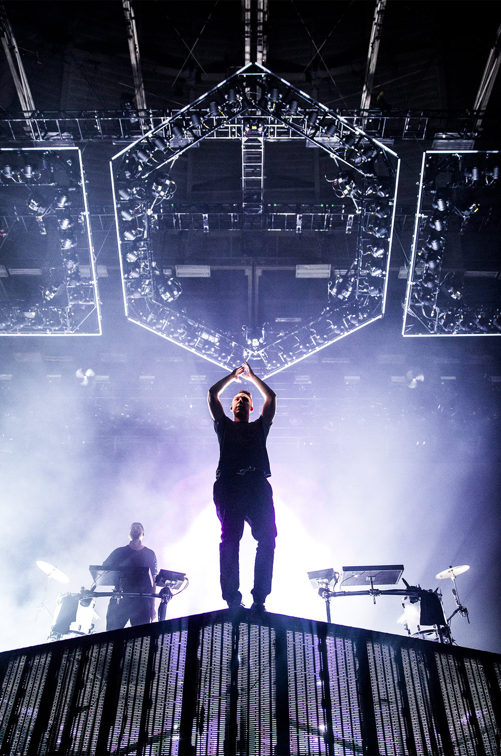 ODESZA (by Morgan Winston)