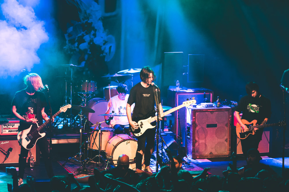 With Confidence - 11.10.17 // Irving Plaza //New York, NYPhotos by Alex Lyon