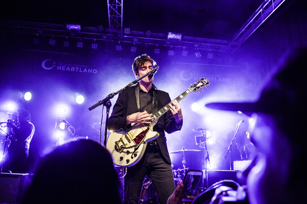 Hippo Campus  - with The Happy Children 11.27.17 // Fine Line Music Cafe // Minneapolis, MNPhotos by Morgan Winston