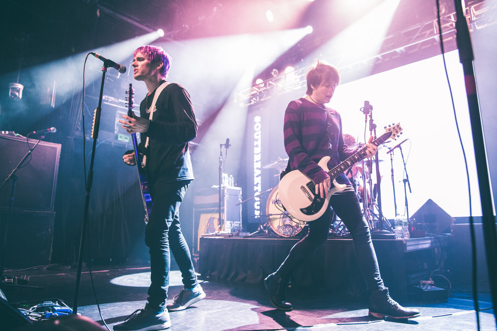 Waterparks - with Chapel, Sleep On It, + As It Is Irving Plaza //New York, NY // 11.30.17Photos by Alex Lyon