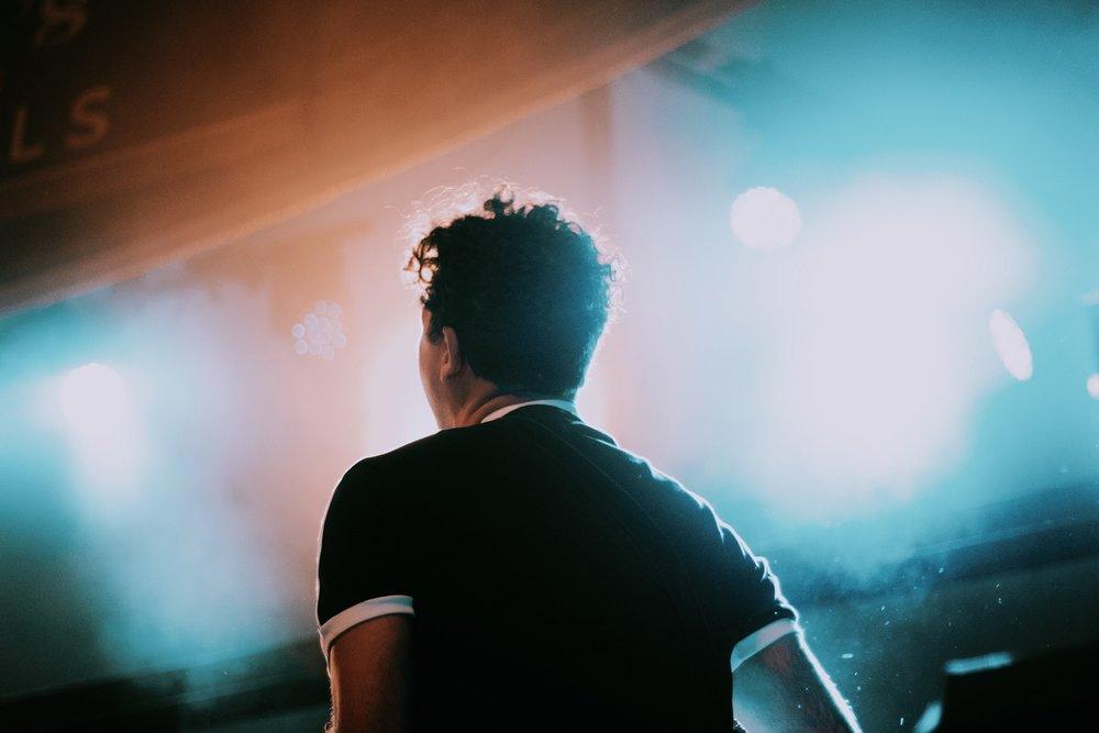 Arkells - The Edge Christmas Show Night 1 12.4.17 // Cain's Ballroom // Tulsa, OK Photos by Emma Watts