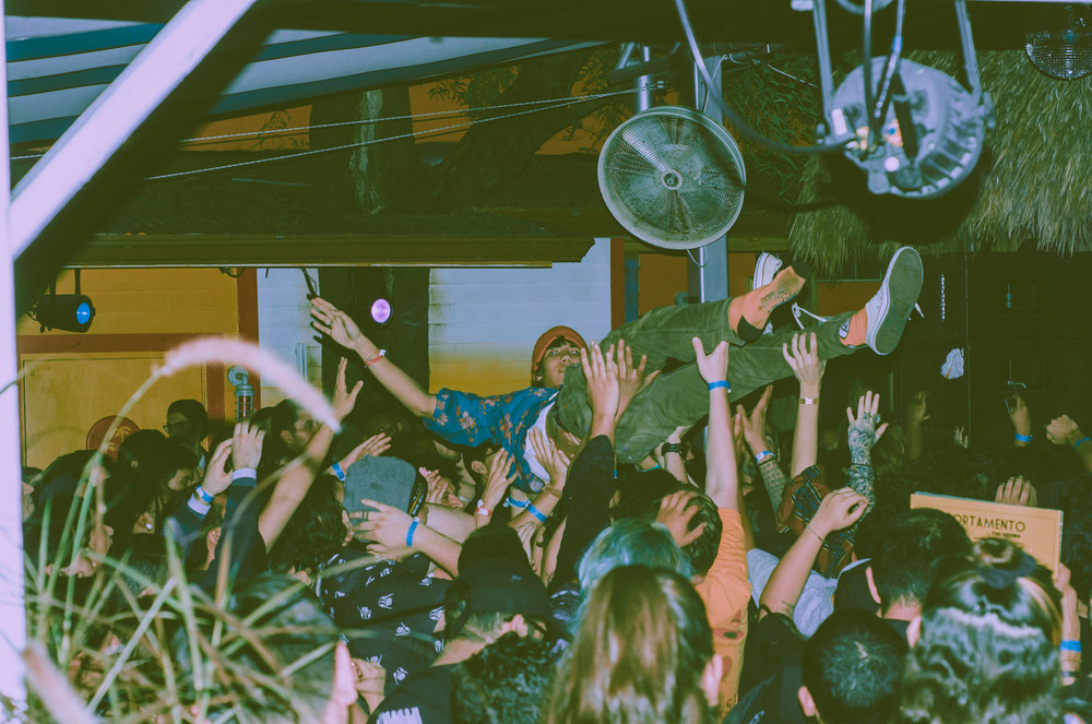 The Drums - Gramps //Wynwood, FL //12.1.17Photos by Stephanie Estrada