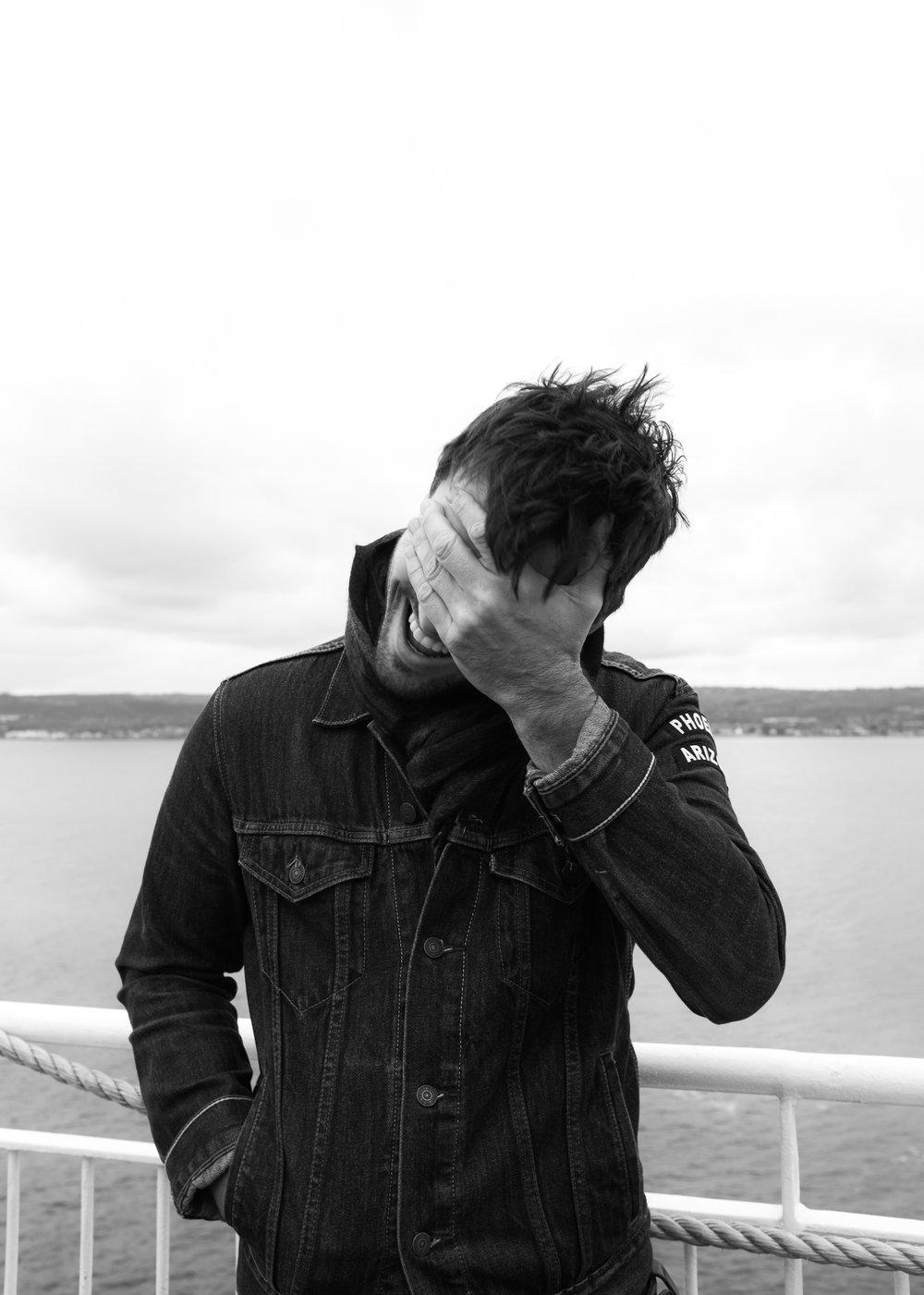 Jared. North Channel.