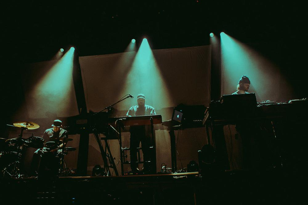 Keys N Krates - Buffalo NY // Town Ballroom1.24.18 // Photos by Jackson Fleming