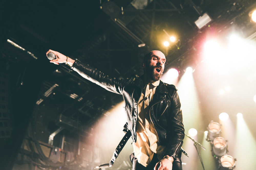 X Ambassadors - with Now, Now // Brooklyn Steel //Brooklyn, NY2.16.18 // Photos by Alex Lyon