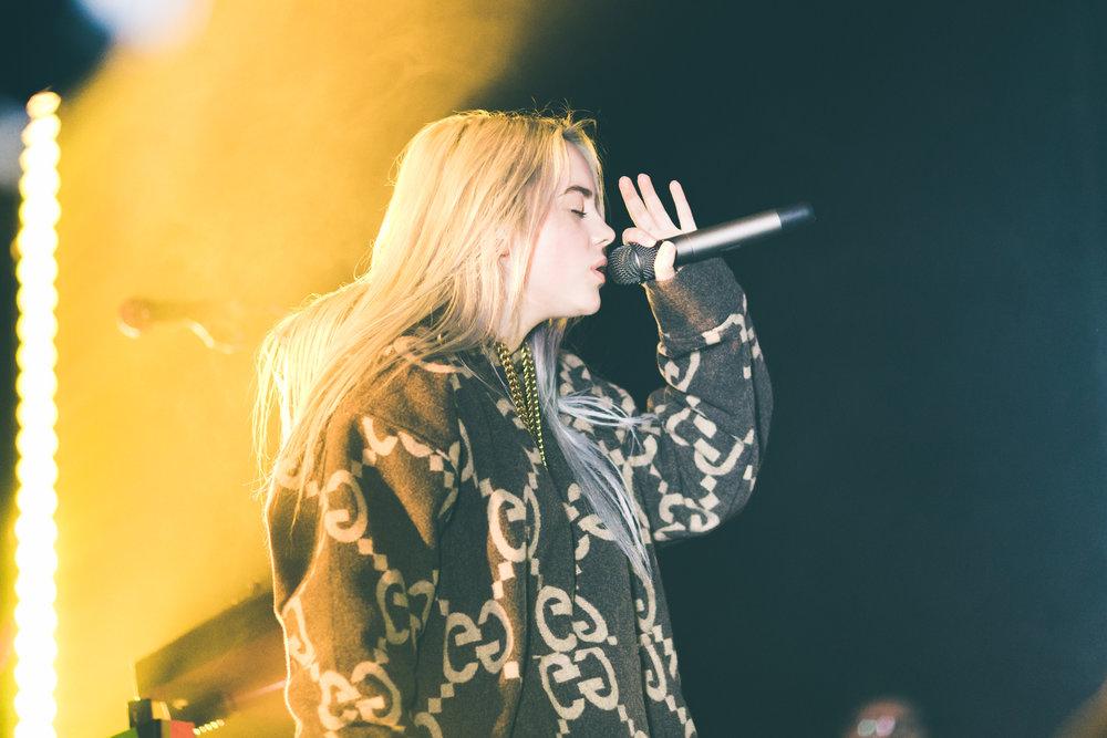 Billie Eilish (by Alex Lyon)