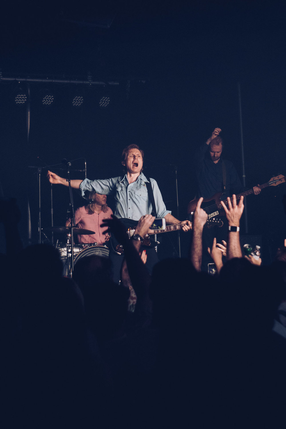 Franz Ferdinand (by Britton Strickland)