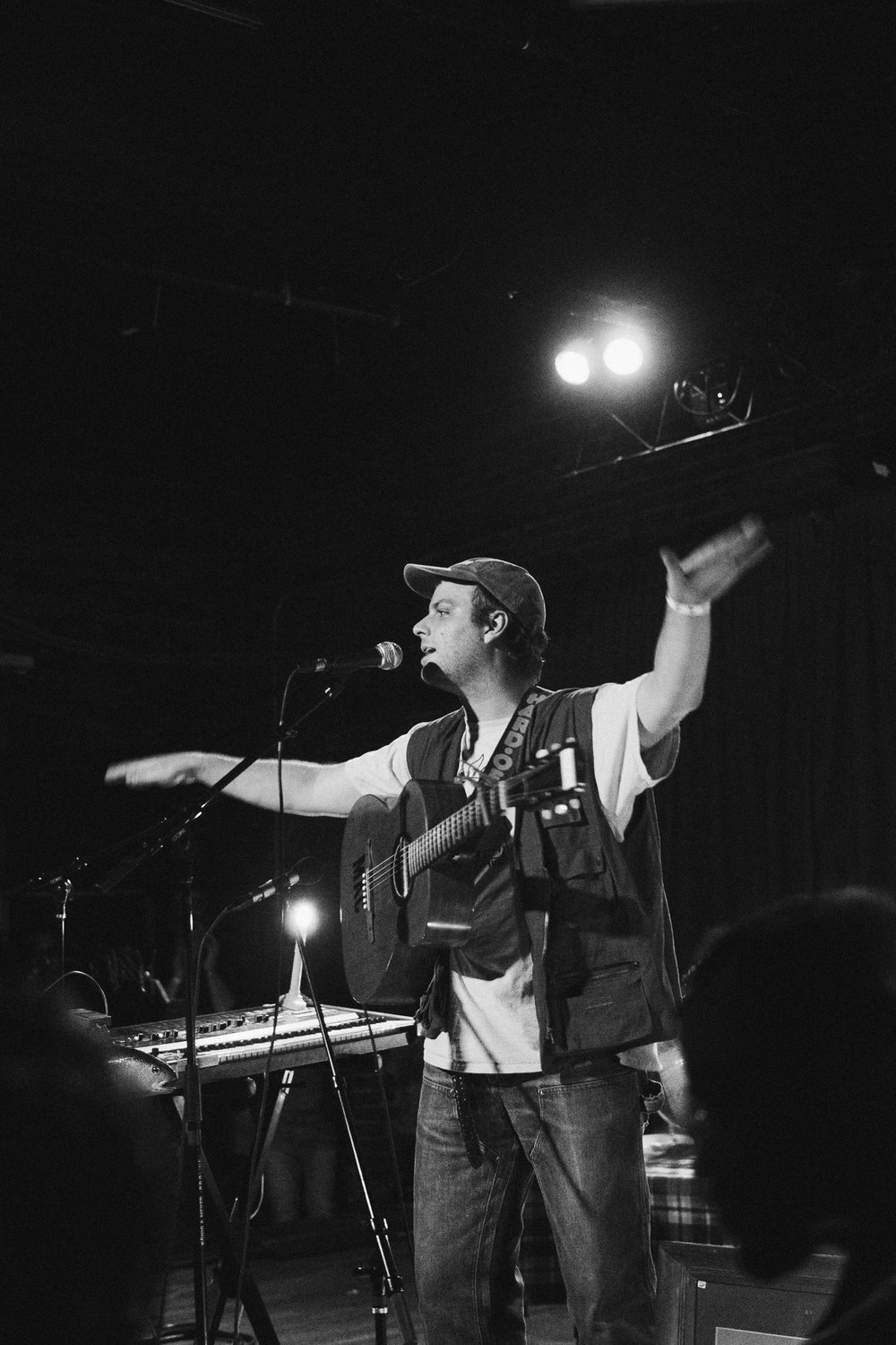 Mac Demarco (by Britton Strickland)