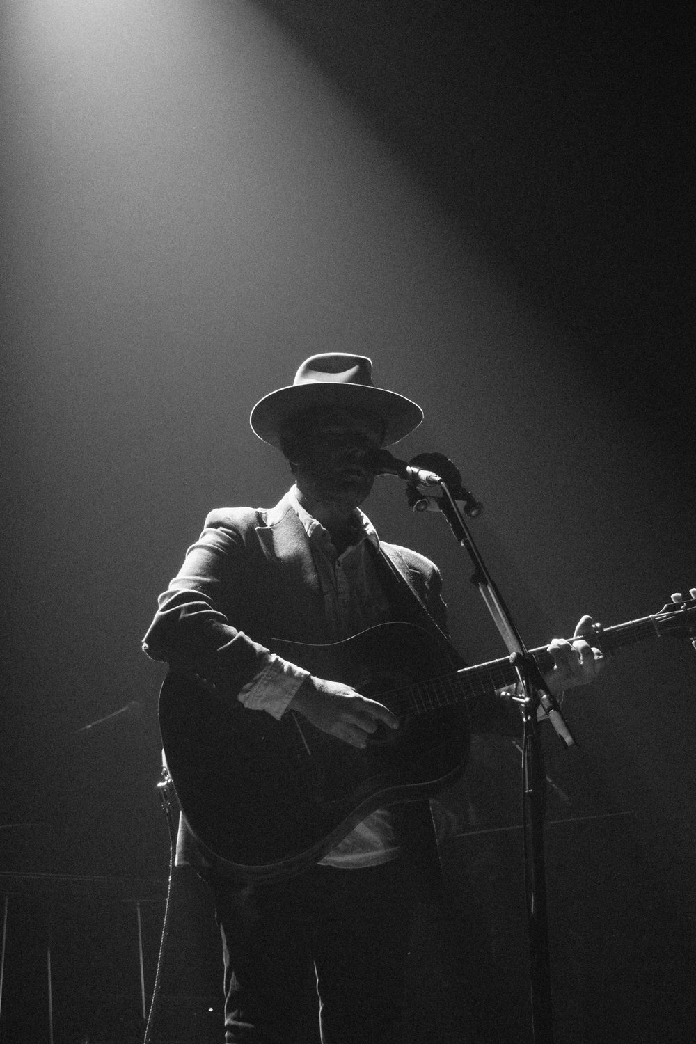 Gregory Alan Isakov (by Britton Strickland)