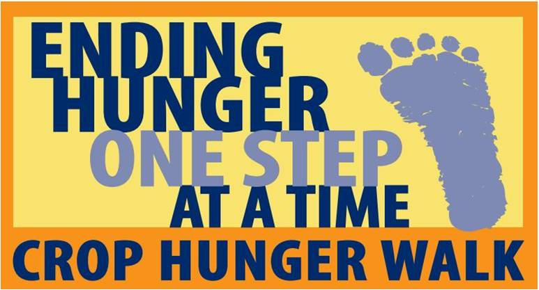 Walk and fight hunger