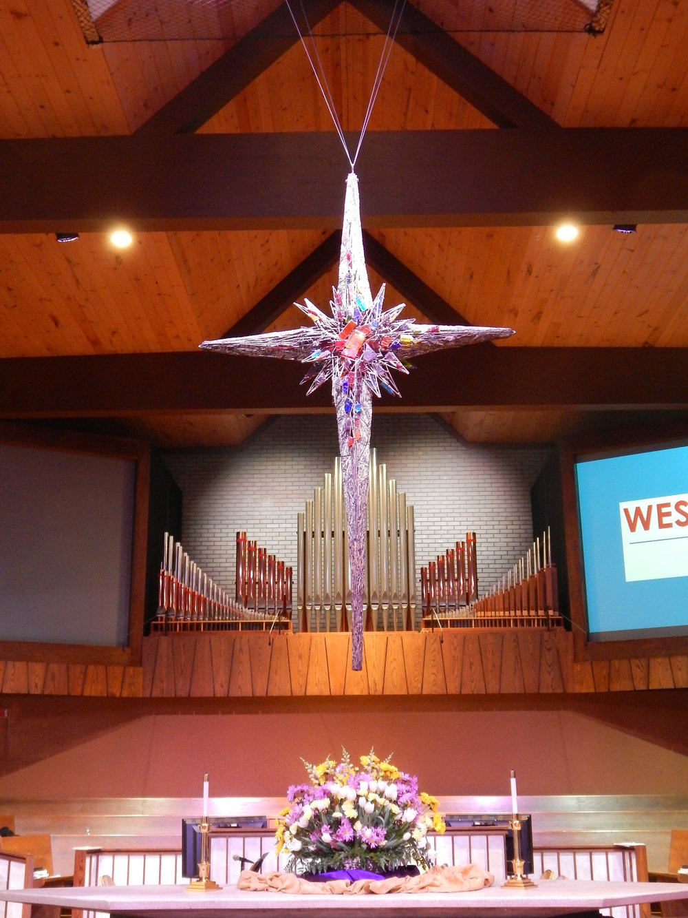 Sanctuary Symbolism West Heights United Methodist Church Preschool