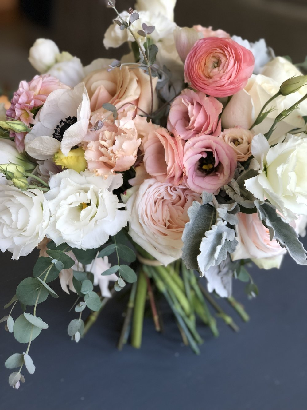 This Bridal bouquet is one of our favorites of the year!