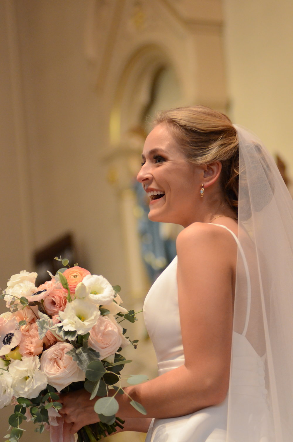 The stunning bride Gabby! Photo credit: Genuine Photography By Meyer