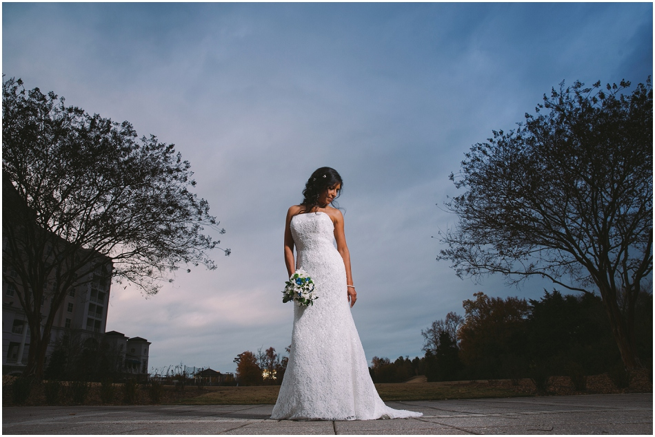 24Ballantyne Hotel Wedding
