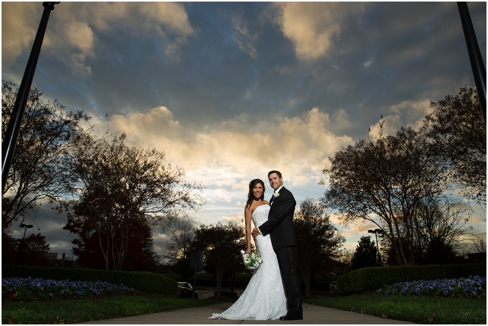 29Ballantyne Hotel Wedding