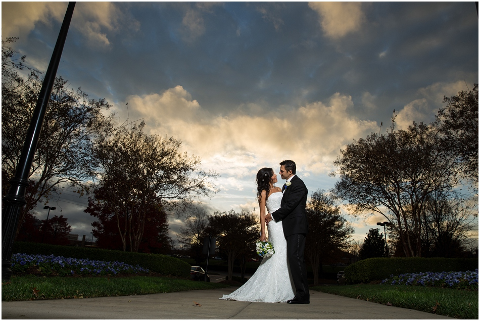 30Ballantyne Hotel Wedding