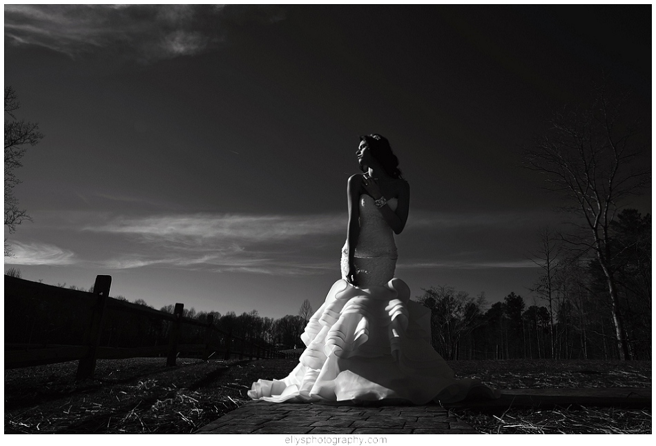 Bridal Fashion - Shoot for Charlotte Wedding Magazine